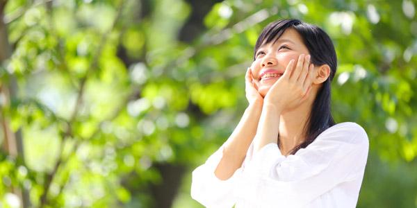 春の紫外線から肌を守る紫外線対策法3つ