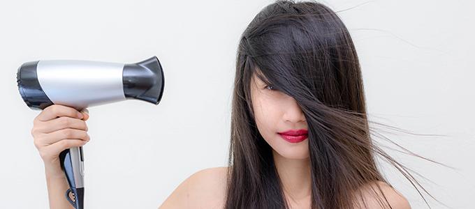 ダメージ回避! ツヤ髪を作る髪の乾かし方とは