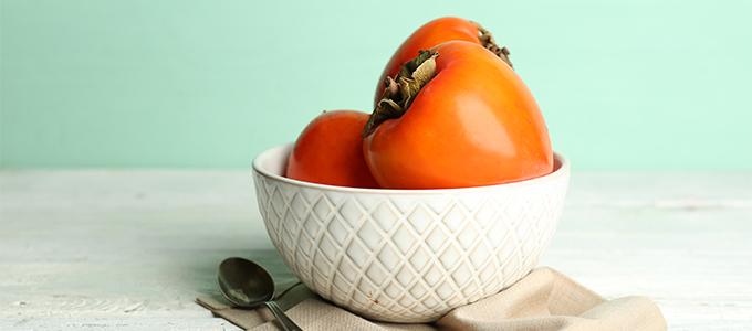 秋に旬を迎える「柿」の美容効果とは!?