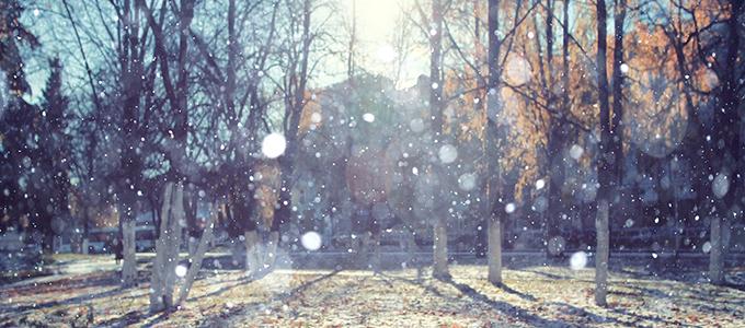 【若さの秘訣】冬もしっかり紫外線対策を!