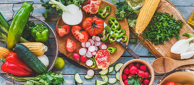 サッパリおいしい!美容健康にいいショウガと夏野菜の簡単レシピ4選