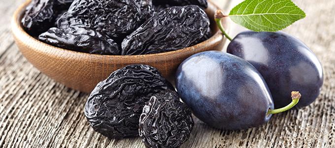 栄養素盛りだくさんなプルーンの効果とおすすめの食べ方