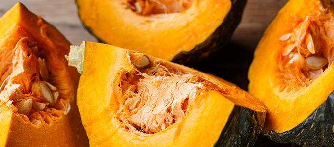 秋においしい「かぼちゃ」の美容効果と簡単レシピ3選