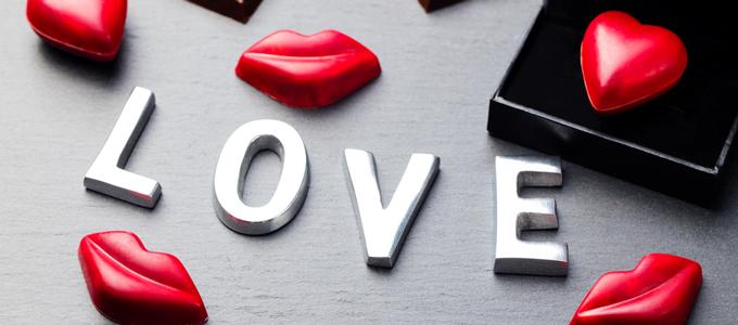 バレンタインにおすすめアイテム