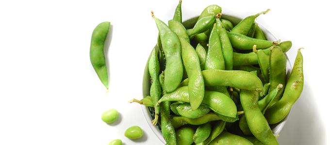 夏の食材を代表する「枝豆」に隠された驚きの美容効果とは!?