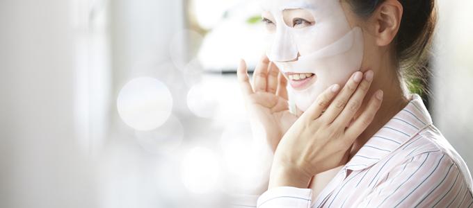 フェイスパックの保湿力って?<br />乾燥肌に効率的な使い方を知ろう!