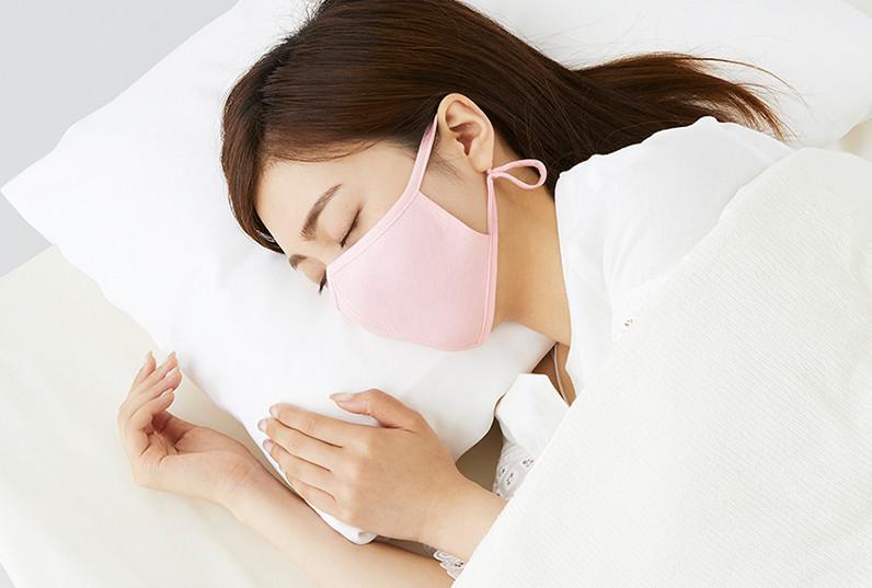睡眠時に着けるマスクの選び方