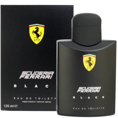 フェラーリ ブラック オードトワレ EDT 125mL 【香水】【メンズ メンズ香水】