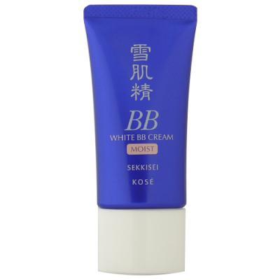 コーセー 雪肌精 ホワイトBBクリームモイスト SPF40 PA+++ 30g 【01】 【せっきせい 日焼け止め】 化粧下地・メイクアップベース