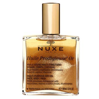 ニュクス NUXE プロディジュー ゴールド オイル 100mL
