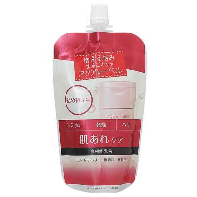 資生堂 アクアレーベル AQUA LABEL バランスケア ミルク レフィル 117mL 【医薬部外品】 乳液