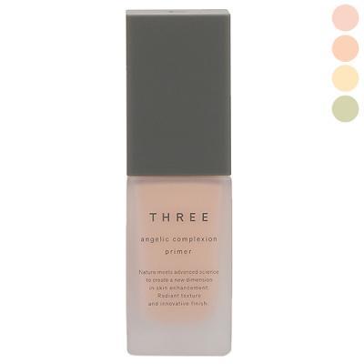 スリー THREE アンジェリック コンプレクション プライマー SPF22/PA+++ 30g 化粧下地・メイクアップベース