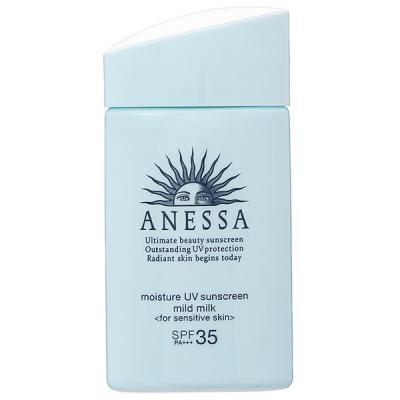 シセイドウ 資生堂 アネッサ ANESSA モイスチャー UVマイルドミルク a SPF35/PA+++ 60mL サンケア・UV日焼け止め