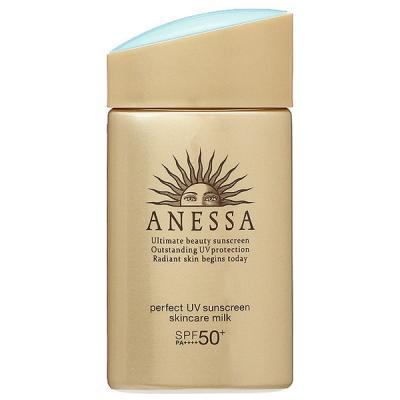 シセイドウ 資生堂 アネッサ ANESSA パーフェクトUV スキンケアミルク a SPF50+/PA++++ 60mL サンケア・UV日焼け止め