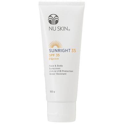 ニュースキン NU SKIN サンライト35 SPF35/PA+++ 100g サンケア・UV日焼け止め
